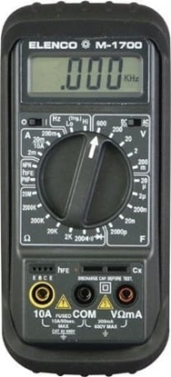 Picture of Professional Digital Multimeter M1700